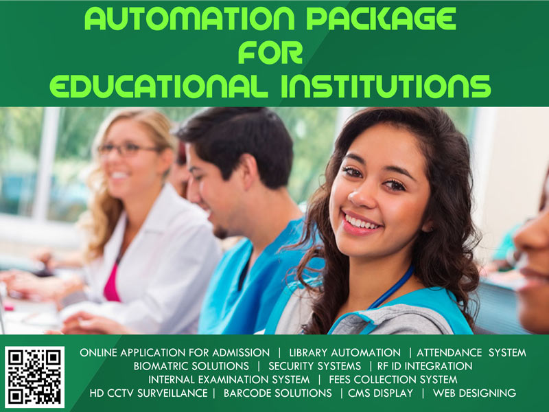 e-Scholar College Automation Software Package In Kerala